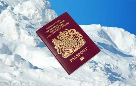 Ski work visas