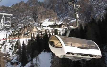 Unusual ski jobs