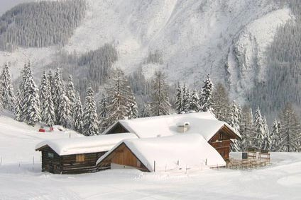 chalet couple accommodation