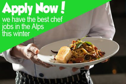 The Chalet Chef Role