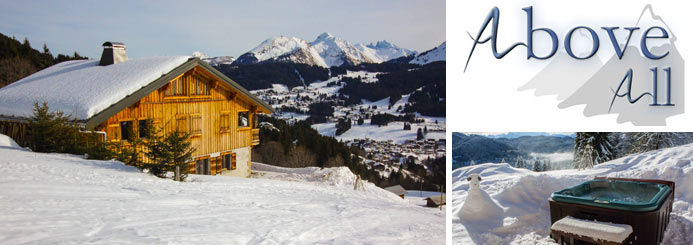 ski jobs with Above All Chalets