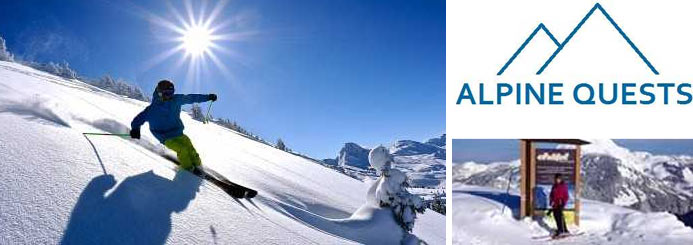 ski jobs with Alpine Quests