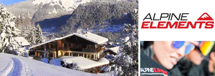 Chalet Manager, Winter Alps.