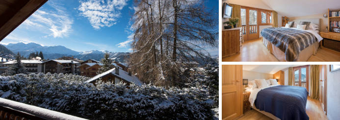 Chalet Host for Private Chalet