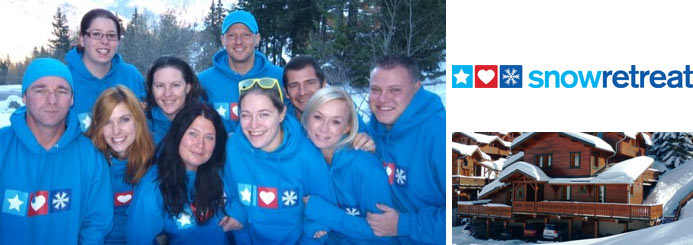 ski jobs with Snow Retreat Chalets