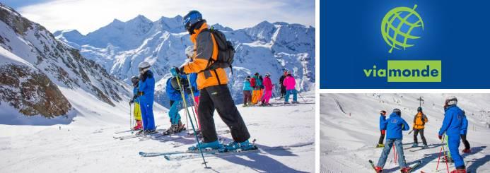 Ski & Snowboard Instructors in Switzerland