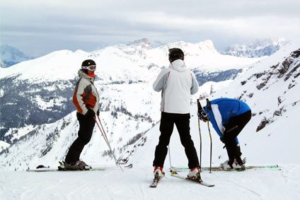 ski instructor course