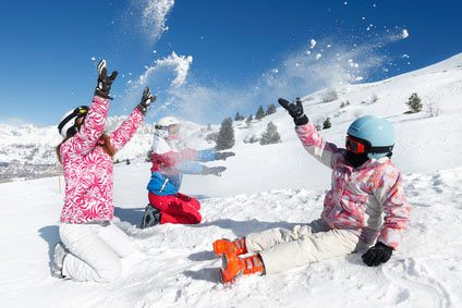 ski resort childcare
