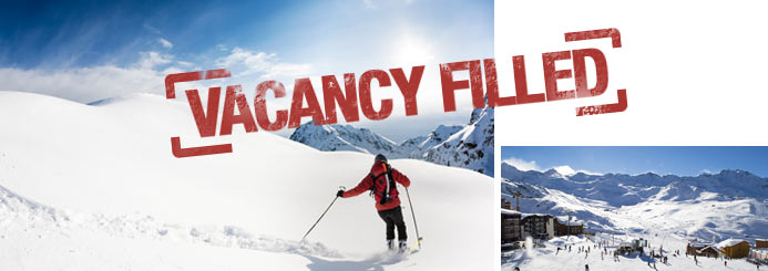 Assistant Chalet Manager